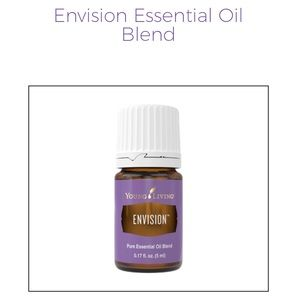 Young Living Envision Essential Oil Blend new